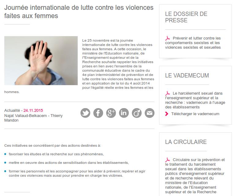 Site Ministère 1